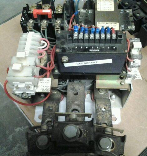 600V NEW 5HP 18-Amp Square-D 8536SBG2V02H30 AC Magnetic Motor Starter 3-Phase