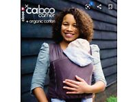 Close caboo baby carrier/sling