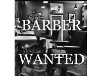 Barber wanted / Clapham junction/ £100 per day