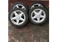 AZEV ALLOY WHEELS 4x100 16x7.5