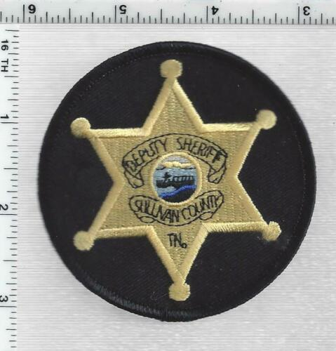 Sullivan County Sheriff  (Tennessee) 2nd Issue Cap/Hat Patch