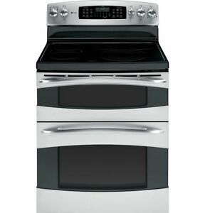 GE Profile Double Oven