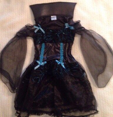 Girls Witch / Sorcerer / Medieval Princess - Halloween Costume - Size: Large