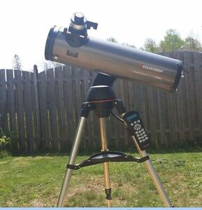 Complete set, Computerized Telescope and Planetary Imager