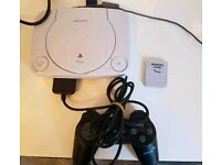 PLAYSTATION ONE PLUS GAMES