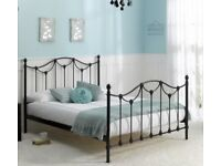 Dreams metal bed frame double