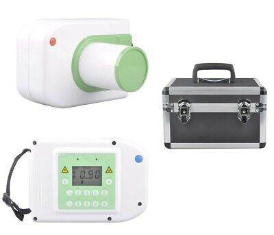 Dental Digital X Ray Machine Intra-oral Laptop Imaging Unit Green Metal Case