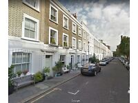 BEAUTIFUL RTB GEORGIAN 5 BED TOWNHOUSE IN EXCLUSIVE ROAD IN CHELSEA