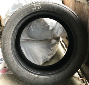 Set of 4 Car tires size 215/50R17