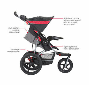 Baby Trend Expedition - Jogging Stroller