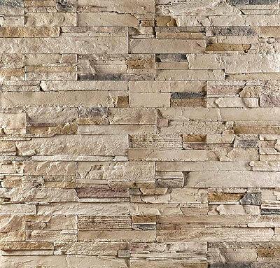 Wand Verblender Steinoptik, Wandverkleidung - Sierra Earth - 1 Musterstück
