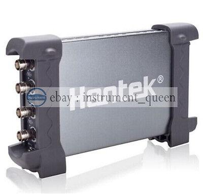 Hantek 6204bd 4ch Portable Oscilloscopes Arbitrary 200mhz Oscillograph 1gss 64k