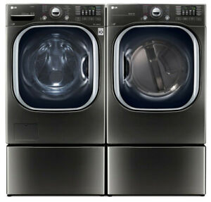LG & Sumsung Washer & Dryer Start From