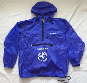 Vintage Sony Wind Breaker - Perfect Condition