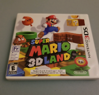 Super Mario 3D Land for the 3DS