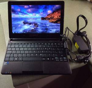 ACER ASPIRE-ONE NETBOOK IN GREAT CONDITION $75.00