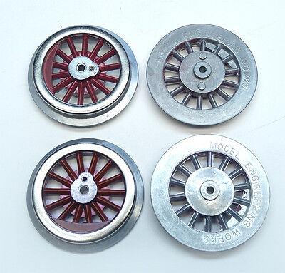 MEW 384/390 Lionel Wheel Set for Lionel Steam Loco, Std. Gauge, Made in U.S.A.
