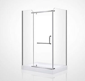 "★ LIQUIDATION DOUCHES ★ 60 x 36 "" - VERRE 8MM ★ PROMOTION★"