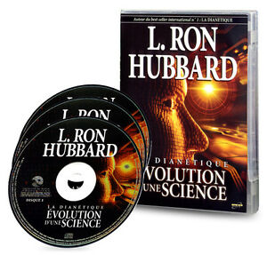 Dianetics: The Evolution of a Science - Audio Book