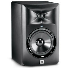 "JBL LSR305 5"" inch Powered Studio Monitor Speaker LSR 305"