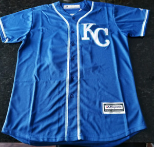 #13 Perez (KC) BASEBALL JERSEY (New/Large)