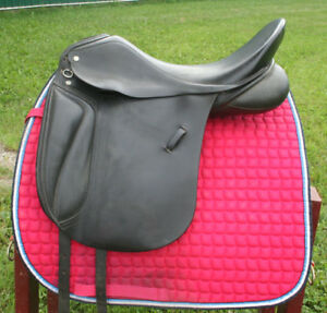 "19"" Pharlap Dressage Saddle"