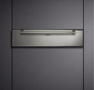 Tiroir réchaud 24'', à convection, Gaggenau, stainless, Showroom