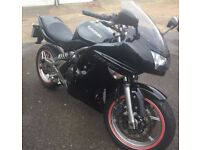 Kawasaki ER6f 650cc (Reg 08, low mileage, great condition) motorcycle for sale