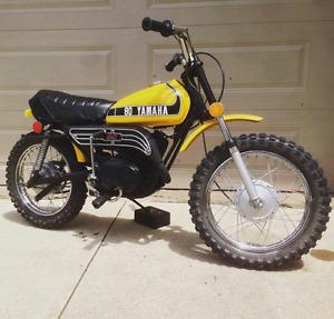 1974 Yamaha MX80
