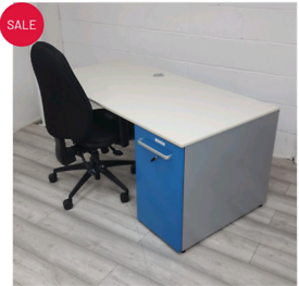 Home office furniture, DESK PEDESTAL CHAIR from £65 to £99
