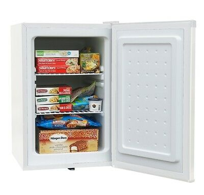 ديب فريزر جديد SPT 2.1 cu.ft. Upright Freezer w/Energy Star – White UF-214W Freezer NEW