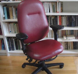 ErgoCentric brand office chair