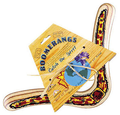 Channel Craft Boomerang Spirit of Fire - Right Handed