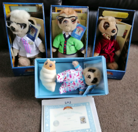 Compare the Meerkat Plush Toys