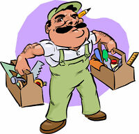 Spring, flooring, tiling, drywall, plumbing, electrical,paint