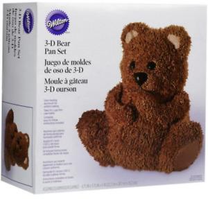 moule ours 3D de wilton. .neuf encore dans sa boite ..(