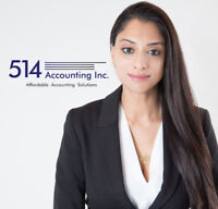 BEHIND ON GST/QST OR TAXES? *FREE CONSULTATION* 514 712-3851