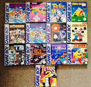 Buying Pokemon and Zelda Gameboy/DS games Goulburn Goulburn City Preview
