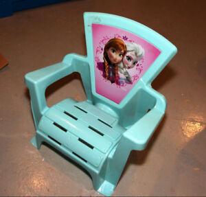 Frozen Kids Chair