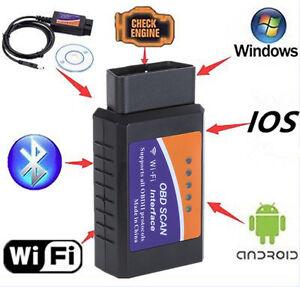 ELM327-Bluetooth-WIFI-Wired-USB-Interface-OBDII-OBD2-Diagnostic-Auto-Car-Scanner
