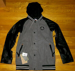 Brand new with tags Burton varsity haze jacket mens