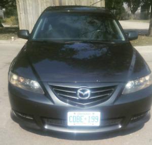 2004 Mazda 6 fully loaded