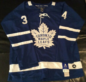 Brand New Toronto Maple Leaf Jerseys