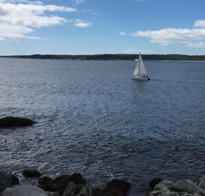 sailboat priced for quick sale