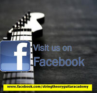 String Theory Guitar Academy