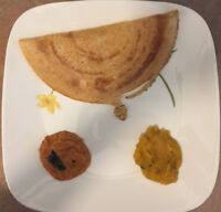 Dosa /Idly & Sides - Reasonable price - Catering.