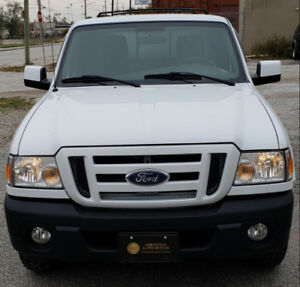 2010 Ford Ranger Sport S Cab, W/safety & 6Month P/T Warranty