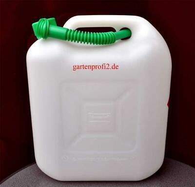 20l Schnee (Benzinkanister Transparent Dieselkanister 20l Schneefräse)