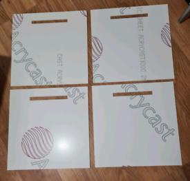5 x IKEA Ribba Money Box Slot Fronts