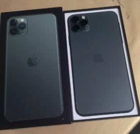Apple iPhone 11 Pro Max 64GB Midnight Green Unlocked